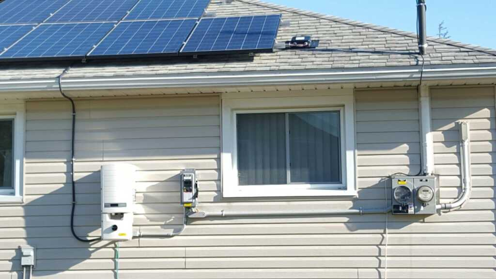 Solar Panel Installation by On-Time Electric