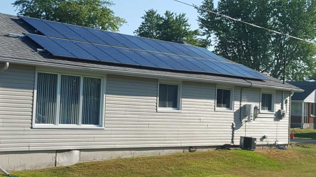 Solar Panels Installation by On-Time Electric