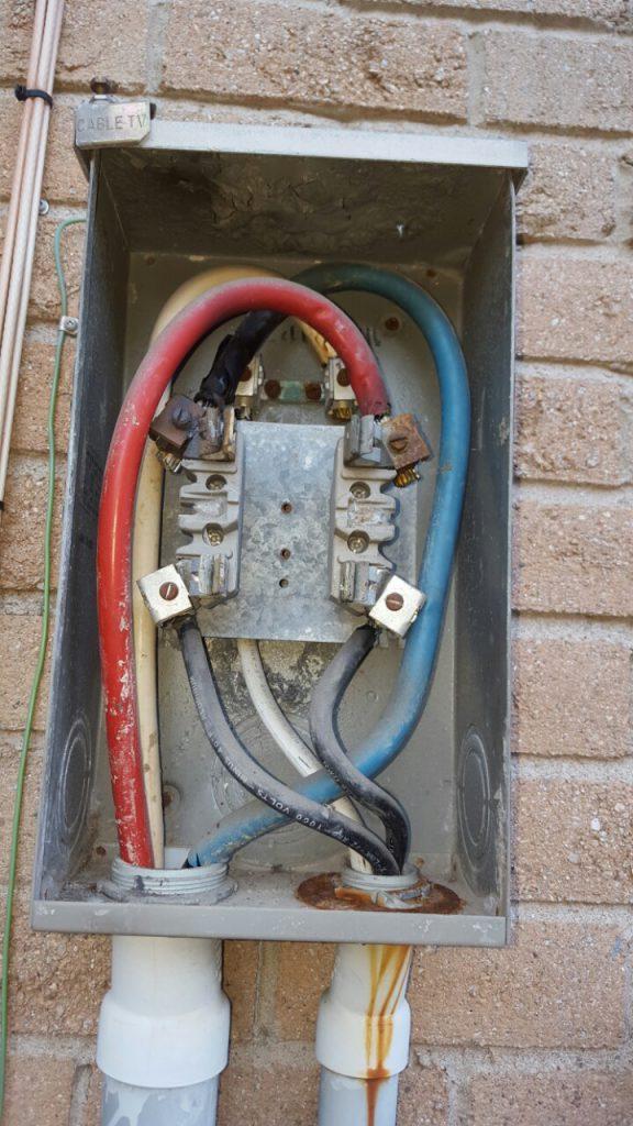 residential Aluminum Rewiring