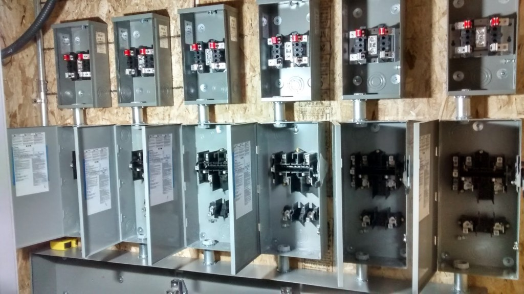 commercial fuse boxes electrical companies Pickering