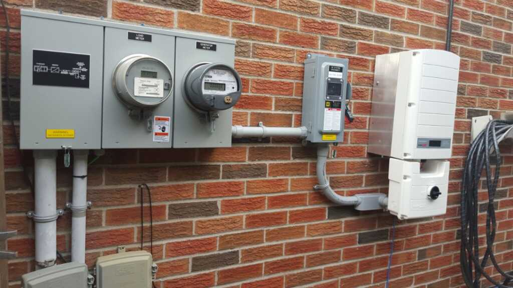 Residential Electricians Thornhill