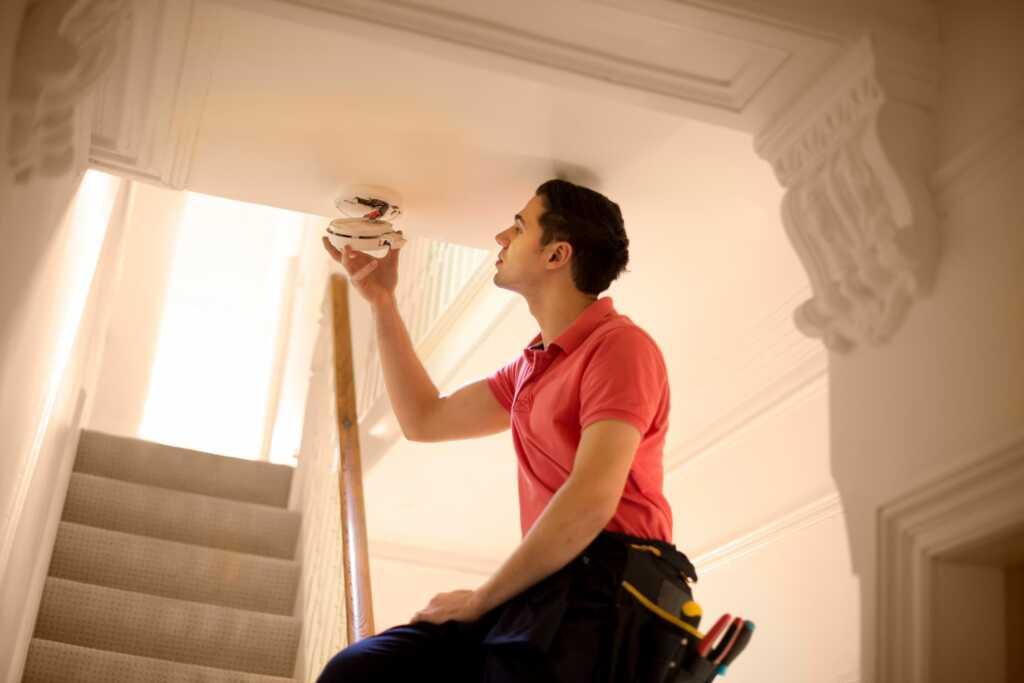 Carbon Monoxide Alarms Installation